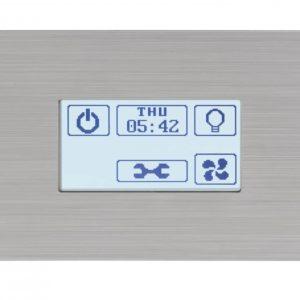 Пульт управления SAWO Innova Stainless Steel Touch INT-SET