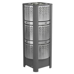 Электрическая печь для сауны GeoS RAIN-Corner 9