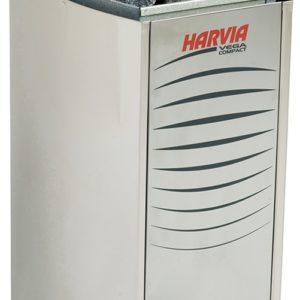 Электрическая печь для сауны Harvia Vega BC-90E Steel (выносное управление)
