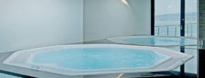 Гидромассажный бассейн Octagon public 285.