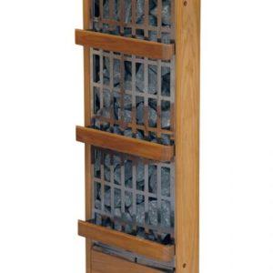 Электрическая печь Harvia Unio EE с панелью управления